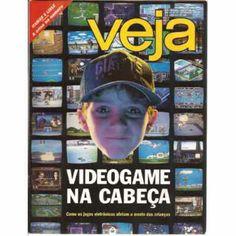 Revista Veja Dezembro De 1992 Videogame Na Cabeça - R$ 14,90 no MercadoLivre
