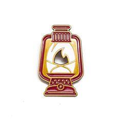 Lost Lust Supply Lantern Pin