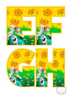 letras de frozen