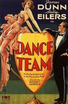 James Dunn & Sally Eilers are a dance team in… DANCE TEAM!