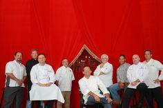 Inspirados en los grandes musicales de Broadway, doce reconocidos chefs subirán a escena. Entérate cuándo aquí: http://www.sal.pr/chefs/docechefsenescena.html