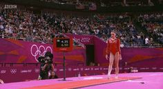 Coming from a former gymnast, this should have been a 10 (or 16.5)! Whichever scoring you prefer, this was perfect.