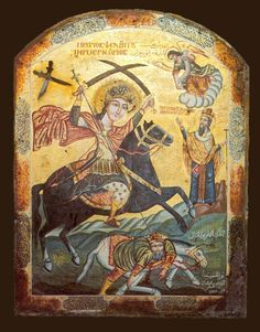 Коптские иконы | 90 фотографий | ВКонтакте