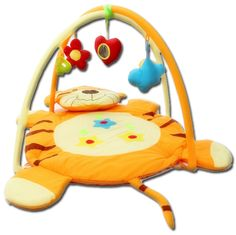 Tiger Theme Baby Activity Mat