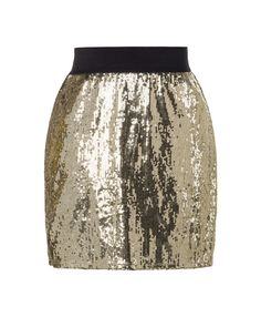 Gold Sequin Skirt for New Years?