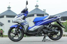 Xe máy đẹp Yamaha Nouvo