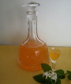 Licor de Tangerina Non Alcoholic Drinks, Bar Drinks, Wine Drinks, Bebidas Detox, Homemade Liquor, Portuguese Recipes, Portuguese Food, How To Make Drinks, Refreshing Drinks