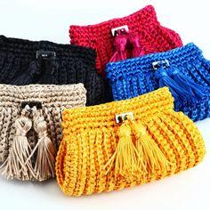 crochelinhasagulhas: Marca de crochê brasileira Catarina Mina