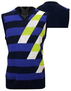 Adidas Fashion Performance Graphic Golf Sweater Vests - ON SALE!