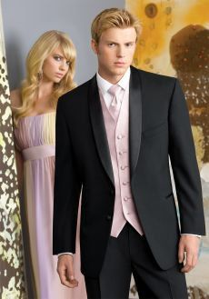 tuxedo for blush pink wedding - Google Search | Fashion ...