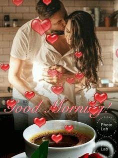 Good Morning Romantic, Good Morning Love Gif, Good Morning Coffee Gif, Good Morning Kisses, Good Night I Love You, Good Morning Handsome, Good Morning Love Messages, Good Morning Quotes For Him, Good Night Love Images