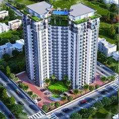 Spacetech edana in greater Noida good option for property buyers and investors.