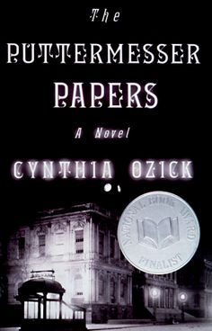 cynthia ozick puttermesser papers