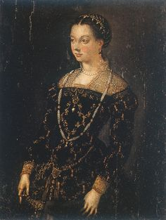 Portrait - perhaps of Sofonisba Anguissola or a sister of her 1559   Flickr - Photo Sharing!