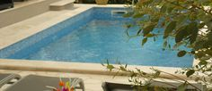 Adorable Trogir villa with pool for 6 persons