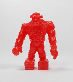 Monster In My Pocket - Series 1 - 13 The Monster - Neon Red - Mini Figure My Pocket, Classic Toys, Lion Sculpture, Neon, Statue, Mini, Vintage, Ebay, Art