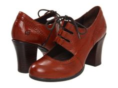 6pm awesome retro oxford type heels