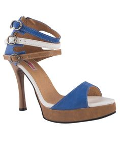 Blue is color for all seasons and all days! Straps goes perfect with your corporate and party look!