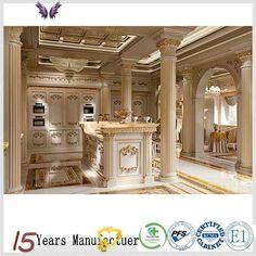 Source China Made Royal Wood Kitchen Cabinet Furniture Design on m.alibaba.com<br>