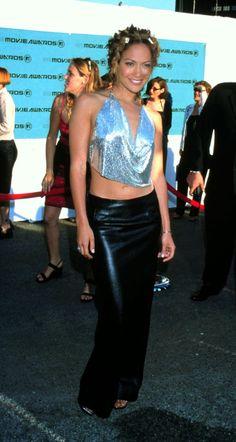 MTV Awards 1998 | Jennifer Lopez Style: MTV MOVIE AWARDS-MAY 30 1998