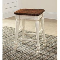 Marsilona Single Counter Height Bar Stool, Two-tone Dining Room Server, Dinning Set, Dining Room Chairs, Dining Table, City Furniture, Leather Furniture, Painted Furniture, Furniture Projects, Furniture Makeover