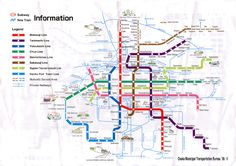 Osaka Subway Map Things I Simply Love Pinterest Osaka Subway