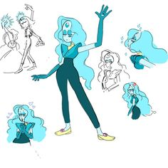 Steven Universe discussion and fanart Steven Universe Fan Fusions, Steven Universe Oc, Steven Universe Characters, Steven Universe Drawing, Universe Art, Fanart, Eye Drawing Simple, Character Art, Character Design
