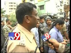 8 killed in wall collapses in Hyderabad - Part 1