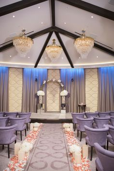 wedding chapel at aria in las vegas on my wedding day
