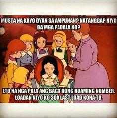 Very pinoy.. Princess sarah memes