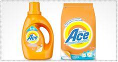Cupón de descuento en detergente Ace con Soriana