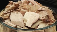 Wood adds a smoky flavor to food and it's easy to use. There are two types of wood for smoking -- chunks and chips. Wood chunks are fist-sized pieces of wood...
