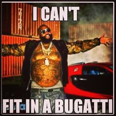 Rick Ross Hip Hop Instrumental, Rick Ross, Funny Stuff, Cool Stuff, Having A Bad Day, Dark Side, I Laughed, Famous People, The Darkest