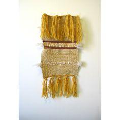 Stefanie Fuoco's weaving on Hunters Alley.