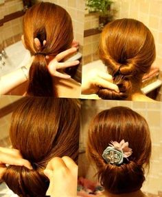 9 best indian hairstyles for thin hair to look stylish trendy wedding indian hairstyles updo deepika padukone 22 ideas Indian Bun Hairstyles, Easy Hairstyles For Long Hair, Up Hairstyles, Wedding Hairstyles, Hairstyle Ideas, Stylish Hairstyles, Hairstyle Tutorials, Hairstyle Braid, Japanese Hairstyles
