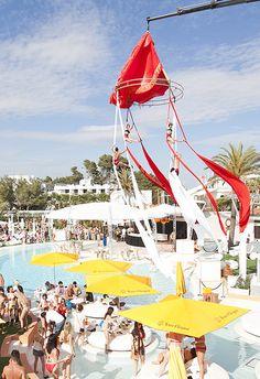 Ocean Beach Ibiza, Ibiza beach club
