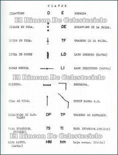 El Rincon De Celestecielo: Principios de Patronaje