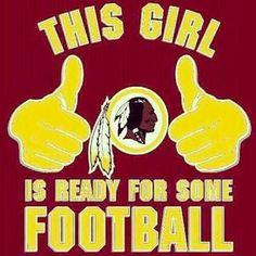 Ready for some  football! Redskins Baby, Redskins Football, Football Baby, Football Season, Football Team, Washington Capitals, Washington Nationals, Fedex Field