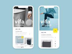 Vifa Speakers iPhone X by Taras Migulko
