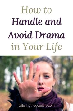 There are all kinds of drama you probably want to avoid. Learn to recognize the drama, how to handle it, and tips to avoid drama altogether. For your own life, and to help your teenagers deal with the drama. Cause who has time for drama, right?#avoidingdrama #drama #selfcare #toxicpeople Daily Routine Schedule, Daily Routines, Snapchat Groups, Teenage Drama, Raising Teenagers, Just Say No, Toxic People, Real Friends, Love Your Life