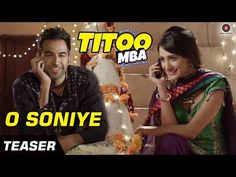 #OSoniye Official Teaser - #TitooMBA - #ArijitSingh - #NishantDahiya & #PragyaJaiswal
