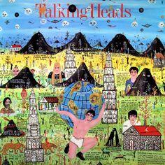 Talking Heads - Litle criatures