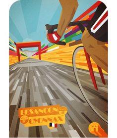 2014 Tour de France Stage Eleven by Bruce Doscher