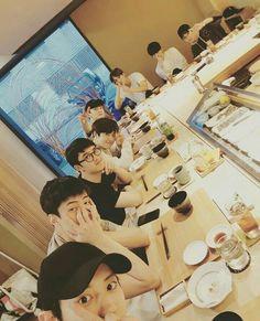 fy-exo: real__pcy: Should be together for Leader-hyung's birthday party. I love you. Tao, Got7, Exo Group, Chanyeol Baekhyun, Park Chanyeol, Exo Lockscreen, Kim Minseok, Kpop Exo, Exo Members