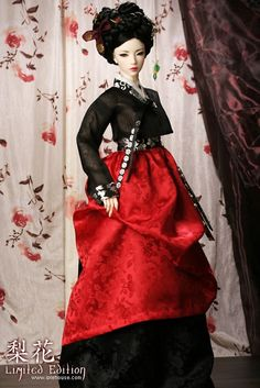 Iplehouse special edition Korean doll | I would L O V E to have this doll.