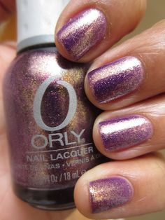 Orly Oui #nails