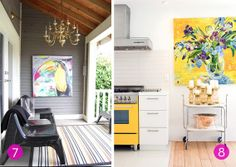 Art in Unexpected Places: 10 Ideas to Add Style to Every Space in Your Home