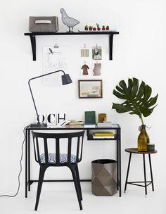 Homeoffice inspiration (IKEA?)