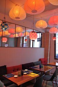 le blueberry maki bar restaurant japonais - Paris 6ème