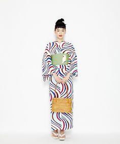 furifu Kimono style